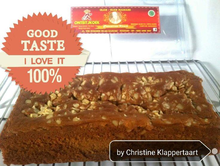 Ontbijtkoek Christine Klappertaart, Inovasi Baru Kuliner Sulut