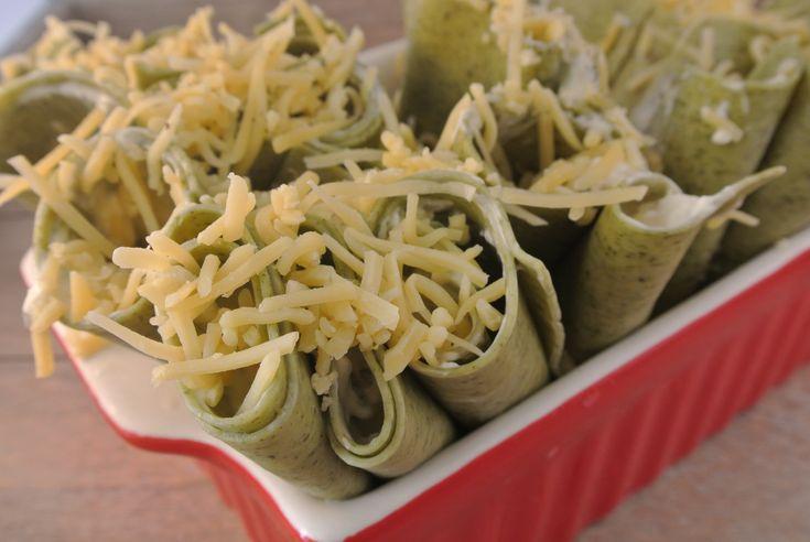 lasagne rolletjes