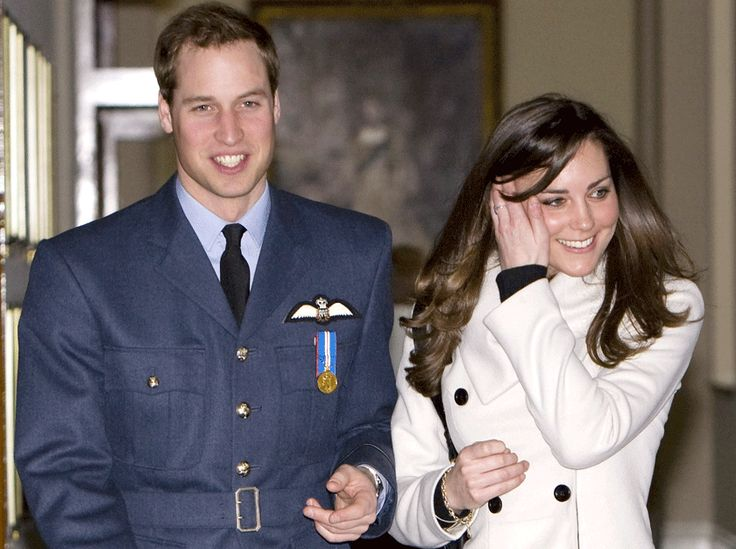 Kate Middleton and Prince Wiliam - Prince William and Kate Middleton moments - Prince William Wedding - Celebrity - Marie Claire