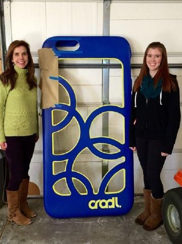 Boulder mom and daughter kick off iPhone case company at CES