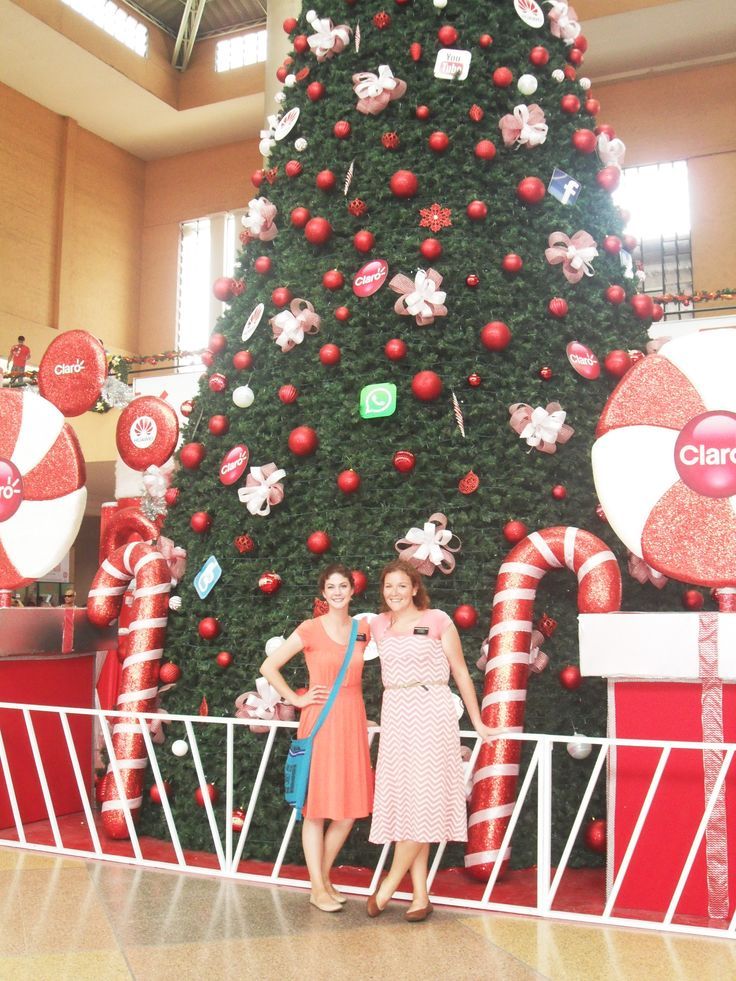 Us in Albrook. Yay! for Christmas!