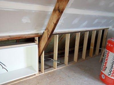 Bygga in skåp i väggen