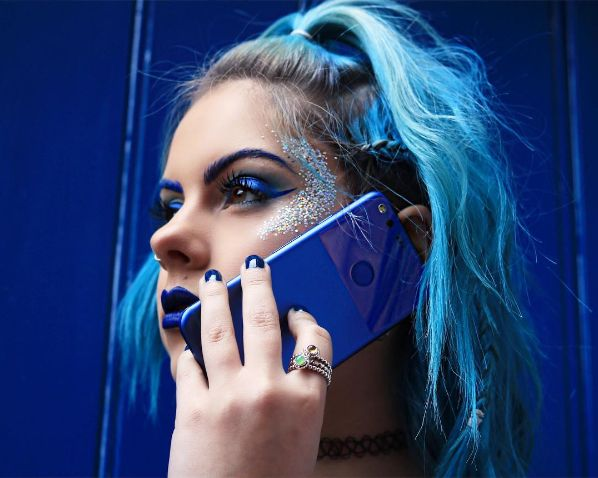 Sophie Hannah Richardson's Latest 'Really Blue' Accessory    Read more at: http://www.bthecommunicationsagency.com/sophie-hannah-richardsons-latest-really-blue-accessory/