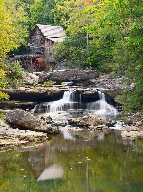 Old Mill House West Virginia Places Of Beauty Pinterest