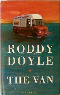 I love roddy doyle, he was a teacher in my school.