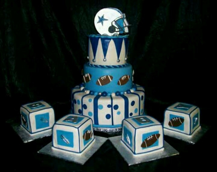 Awesome boys cake