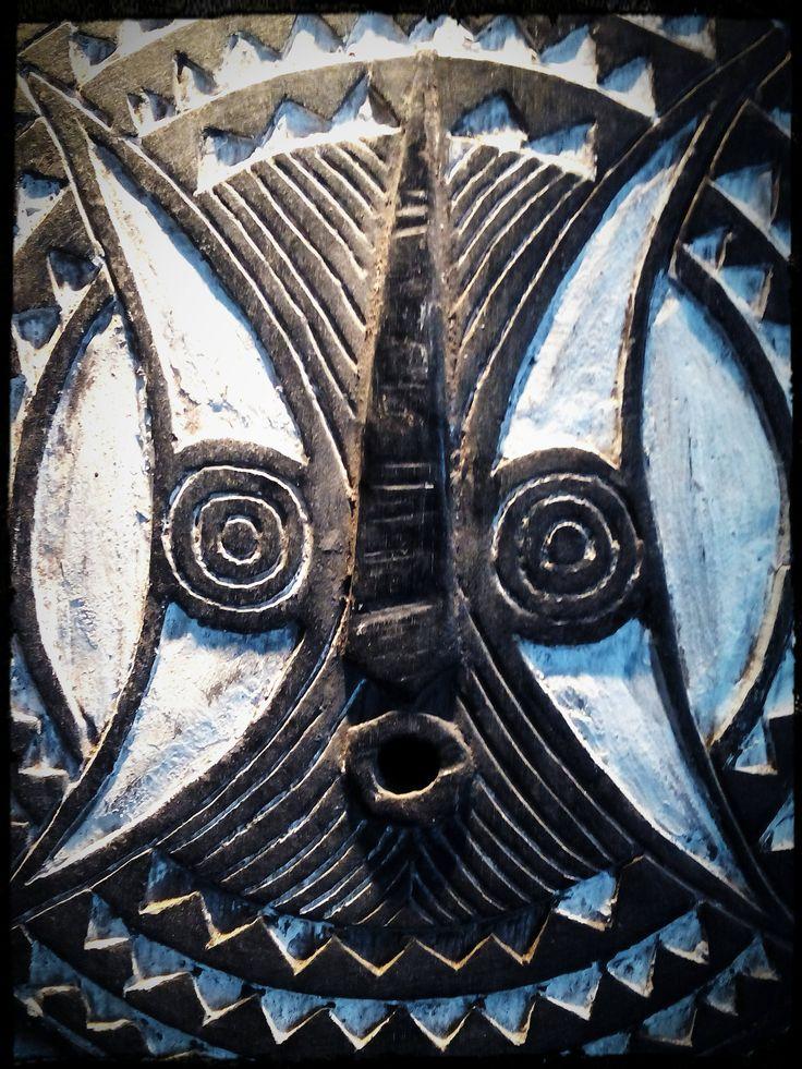 Compartimos las últimas novedades de #vagant_mv en #etsy: Máscara tribal africana BWA, Máscara Sol ó Buho, Bwa tribal african mask, máscara vintage, vintage ceremonial mask, arte étnico, ethnic art http://etsy.me/2Di9n7d #arte #mascaraafricanabwa #africanmask