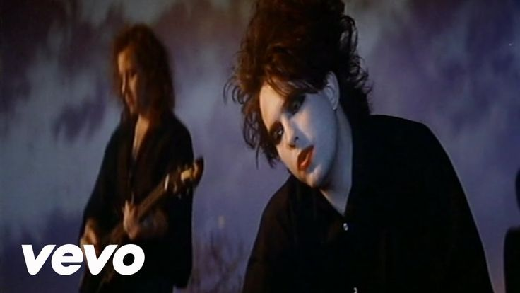 The Cure - Just Like Heaven #musicvideo