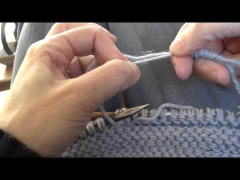 [vidéo] Comment changer de pelote sans faire de noeud? Très pratique !!!