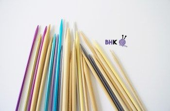 Knitting Needle Sizes – US and Metric Conversion Chart