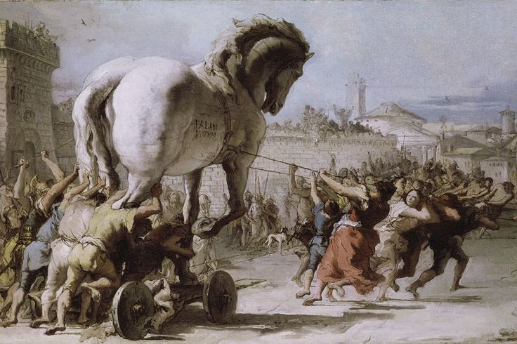 The Trojan War depicted in Homer's Iliad may have been part of a larger clash of civilisations – one of which has so far gone unrecognised by modern historians