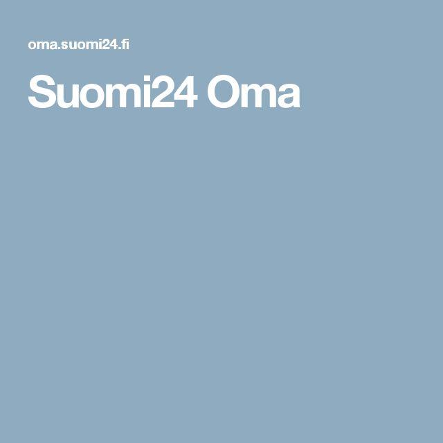 Suomi24 Oma
