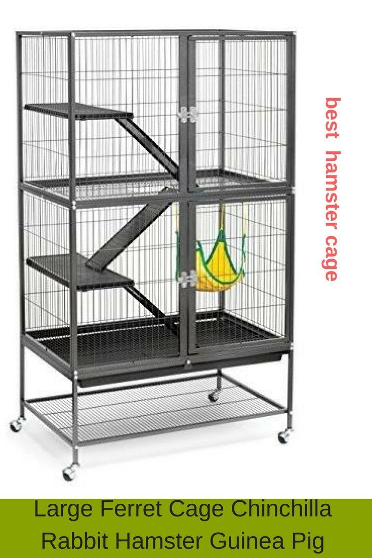 53 best hamster cages images on Pinterest | Gerbil, Hamster stuff ...