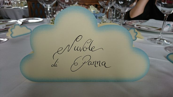 Example of table name in Italian