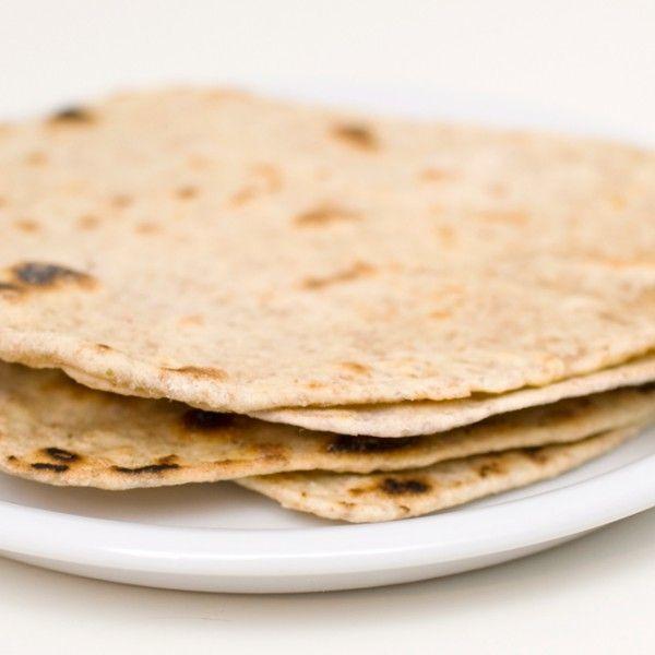 Chapati – indisk flatbrød