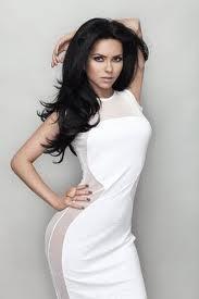 Inna- Amazing Romanian Dance music star, love her dress here- so sexy