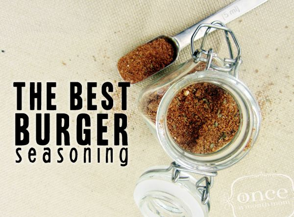 Best Burger Seasoning    Ingredients:     4 Tablespoons paprika  4 Tablespoons salt (or to taste)  2 Tablespoons garlic powder  0.5 Tablespoons cumin  0.5 Tablespoons chili powder  1 Tablespoon ground black pepper  0.5 teaspoons celery salt (optional – Confession: I never seem to have this in my pantry.)  0.5 Tablespoons dried basil