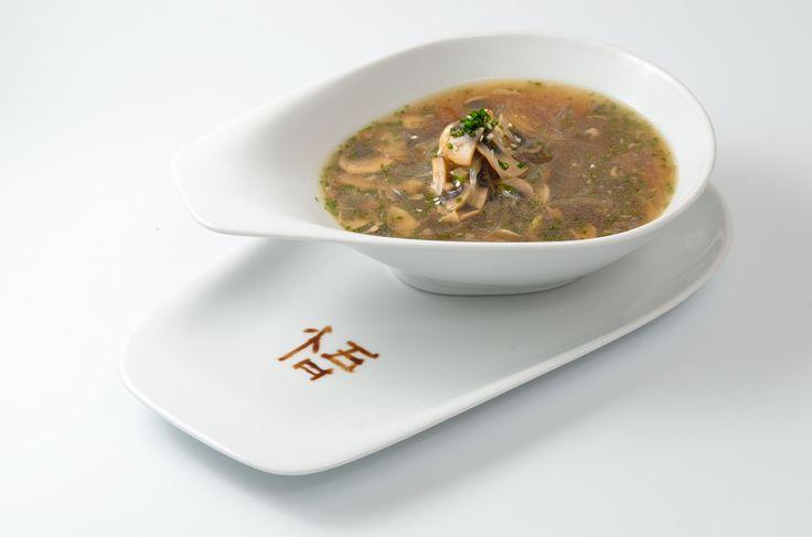 Ароматный китайский суп