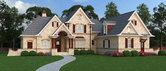8 Dream Homes Serving Up A Slice Of Island Life Mansionshomes Cottage House Plans Luxury House Plans Ranch House Plans