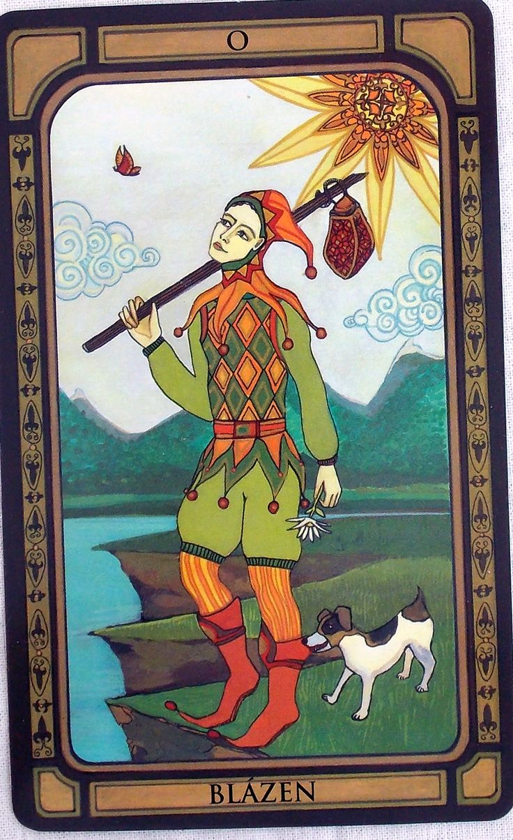 Zlaty Tarot Czech Edition.Golden Tarot Cards Are Inspired