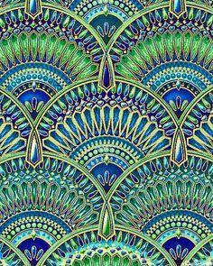 KALUMIBLquilting fabric