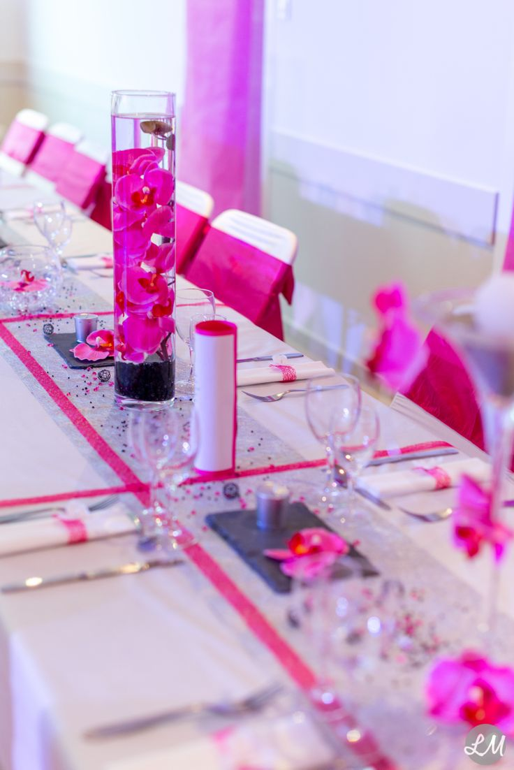 Photo De Decoration De Table De Mariage