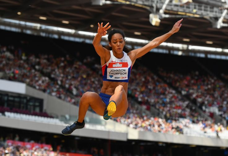 Katarina Johnson-Thompson of Great Britain in the Womens Long Jump during Day Two (1600×1095)