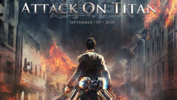 There will be two Attack on Titan films slated for summer 2015!