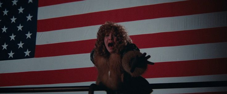 Nancy Allen in blow out