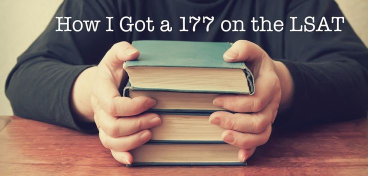 LSAT Prep Books & Self-Study – How I got a 177 on the LSAT