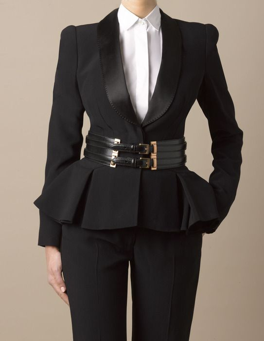 Tux Be A Lady Womens Fashion Fashion Women