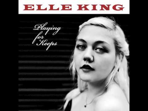 Elle King ~Playing for keeps~ Addicted to this song since I heard it on Mob Wives Chicago as the theme. Found Elle King to be an amazing artist that I'm glad to have happened upon.
