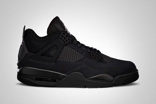 "Air Jordan IV ""Black Cat"" Retro"