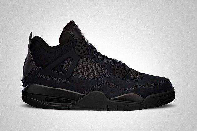 Air Jordan IV Black Cat Retro • Highsnobiety