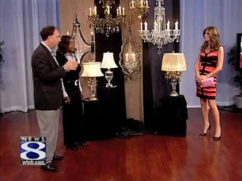 David Director and Antoinette Wallen from Connecticut Lighting Centers show WTNHu0027s CT Style host Sonia Baghdady & 29 best CT Lighting CT Style images on Pinterest | Style Lighting ... azcodes.com