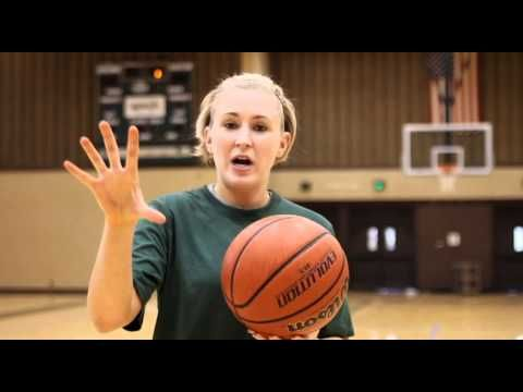 Basketball Shooting - How to Shoot a Basketball - Video 1 - YouTube
