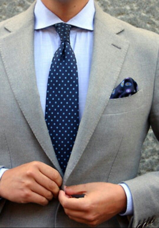 661 best images about the business look show me the for Blue suit grey shirt