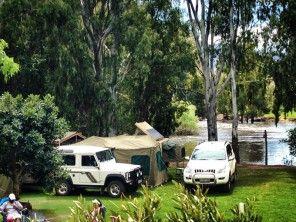 Caravan Parks & Camping