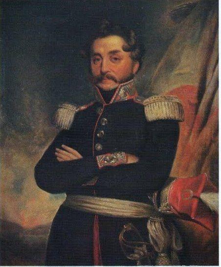 General Antoni Ostrowski- National Guards commander in 1831 after 1831