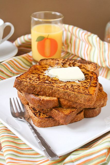 Pumpkin Spice French Toast by dainty chef