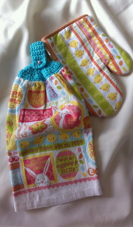 Hey, I found this really awesome Etsy listing at https://www.etsy.com/listing/184118244/easter-crochet-hanging-hand-towel-set