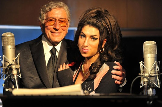Amy Winehouse with Tony Bennet, Body and Soul