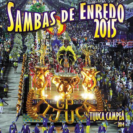 "CD ""Sambas de enredo 2015"" registra a controversa jogada da Viradouro - Postado na data de 4/1/2015"