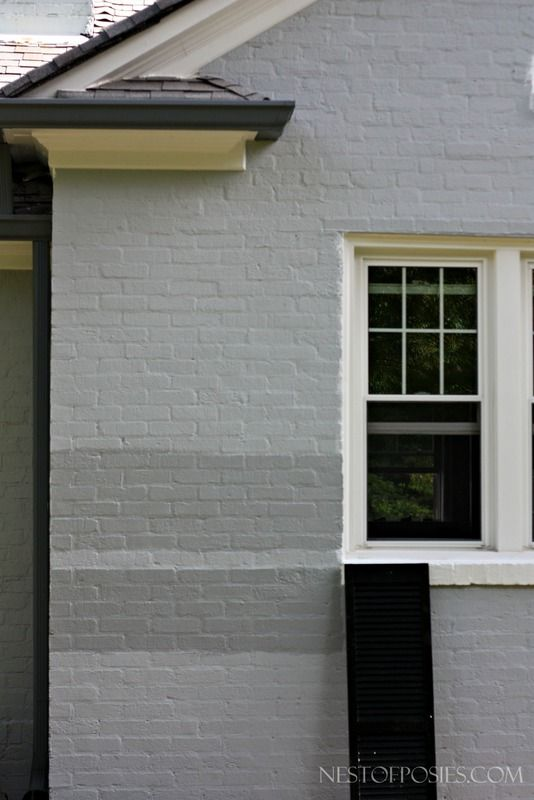 Picking An Exterior Paint Top Paint Test Stripe Is