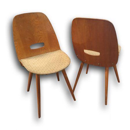 Židle Tatra - František Jirák   Chair by Tatra  - Retrodesign, Retrofurniture   www.aantik.cz