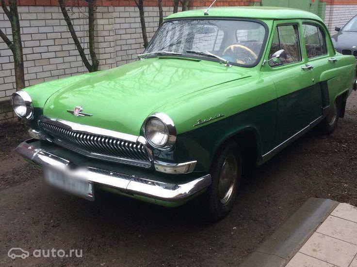ГАЗ 21 «Волга»  21Р 1970 года, пробег 80 000 км, двигатель 21Р 2.4 MT (75 л.с.), цвет зелёный за 550 000 рублей.