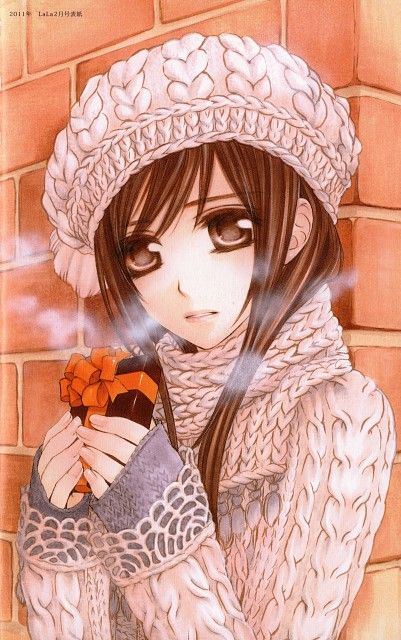 #13 anime character you are most similar to (Yuki Cross!! I love to eat like her and my grades are not doing so well. :p But, I keep my hopes up because I know that I'm trying at the best of my ability)