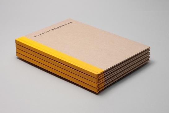 simple portfolio book