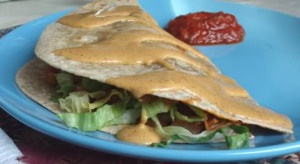 This is a great Mexican dish for lunch or dinner.