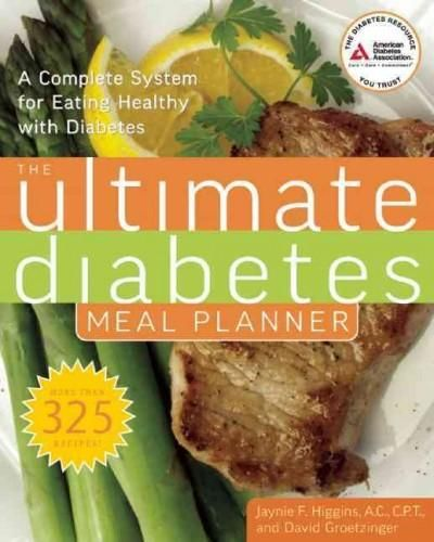 25 best shop gift of hope books and gift sets images on pinterest the ultimate diabetes meal planner a complete system for eating healthy with diabetes paperback forumfinder Choice Image